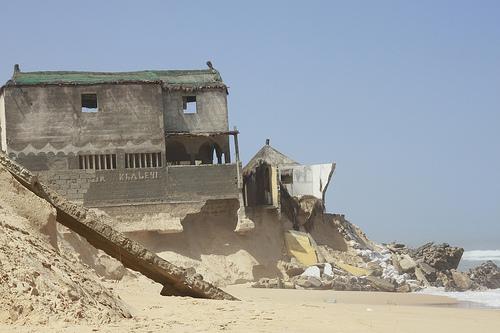 Maison sur le sable