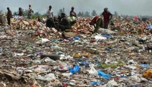 L'électricité et les ordures