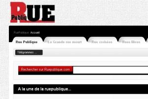 Rue Publique Censure